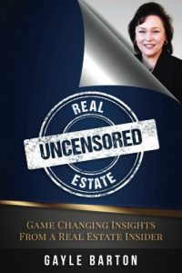 Gayle Barton Book - Real Estate Uncensored