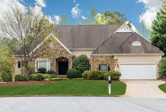 South Forsyth Ranch home for sale in Chattahoochee River Club