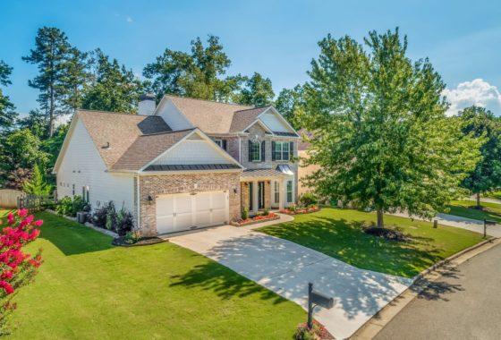 Home for sale in Great Sky - 304 Evening Rain Crest Canton GA