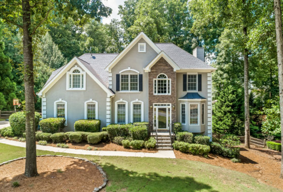 1015 David Trace Suwanee GA home for sale - South Forsyth county real estate